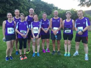Plums at Droitwich 10k